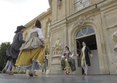 Hip-Hop'ment Baroque au château d'Asnières-sur-Seine