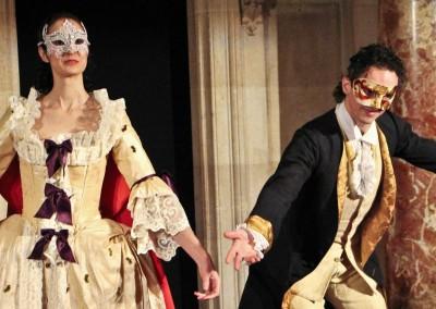 Les Coulisses du Ballet vénitien